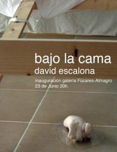 INVITACION EXPO BAJO LA CAMA